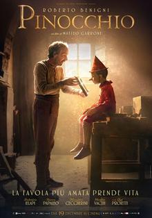 دانلود فیلم Pinocchio 2021