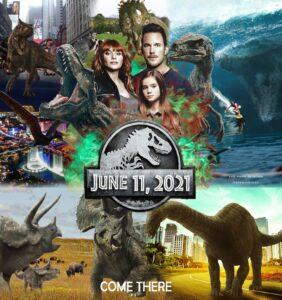 دانلود فیلم Jurassic World 3 2021