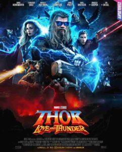 دانلود فیلم 2022 Thor love and thunder