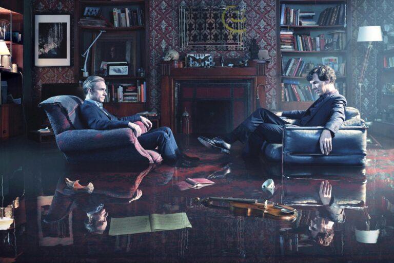 سریال شرلوک بهترین اثر جنایی از دیدگاه هیوا مووی