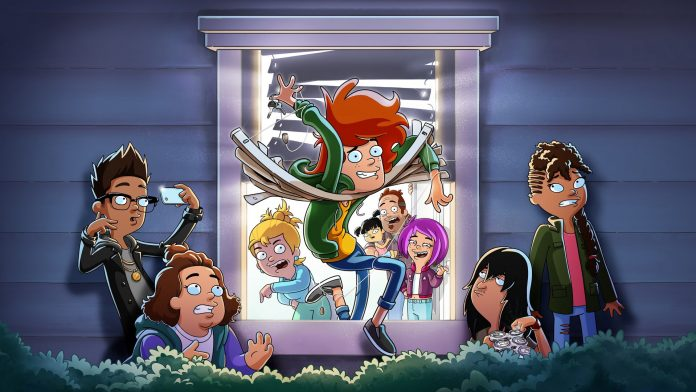 دانلود انیمیشن Duncanville