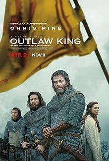 دانلود فیلم پادشاه یاغی Outlaw King 2018 با دوبله فارسی