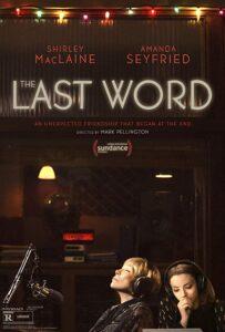 دانلود فیلم The Last Word 2017