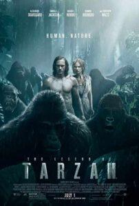 دانلود فیلم The Legend of Tarzan 2016 با دوبله فارسی
