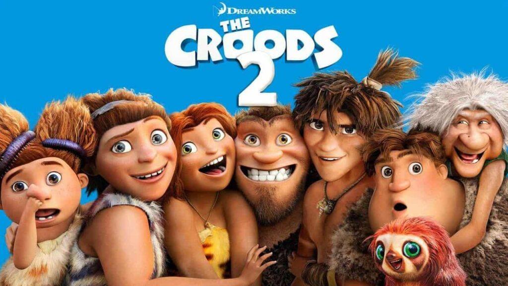 دانلود انیمیشن The Croods 2 با دوبله فارسی