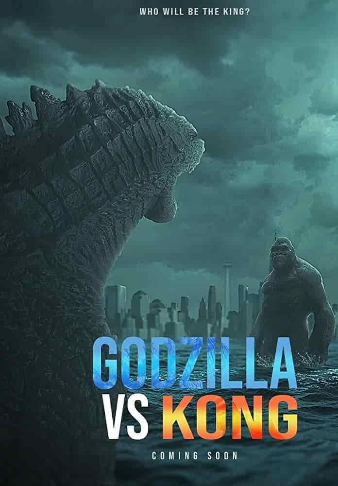 دانلود فیلم خارجی Godzilla vs. Kong 2020 با زیرنویسفارسی