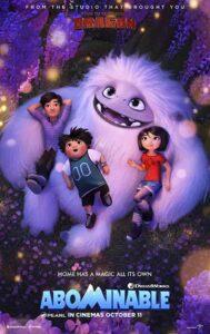 دانلود انیمیشن Abominable با دوبله فارسی