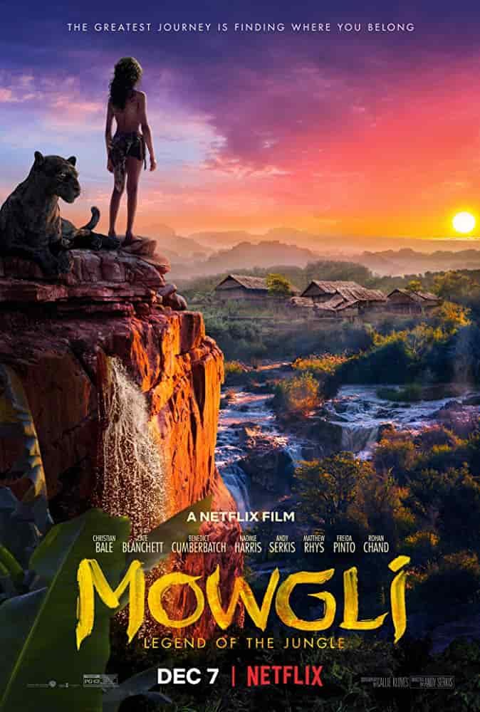 دانلود فیلم Mowgli: Legend of the Jungle 2018با دوبله فارسی