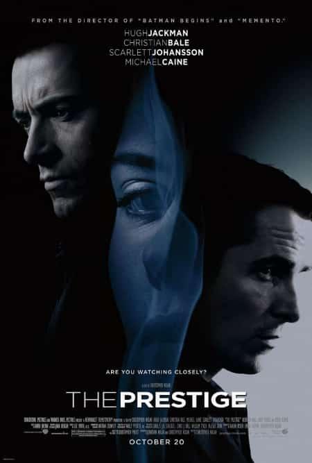 دانلود فیلم The Prestige با دوبله فارسی
