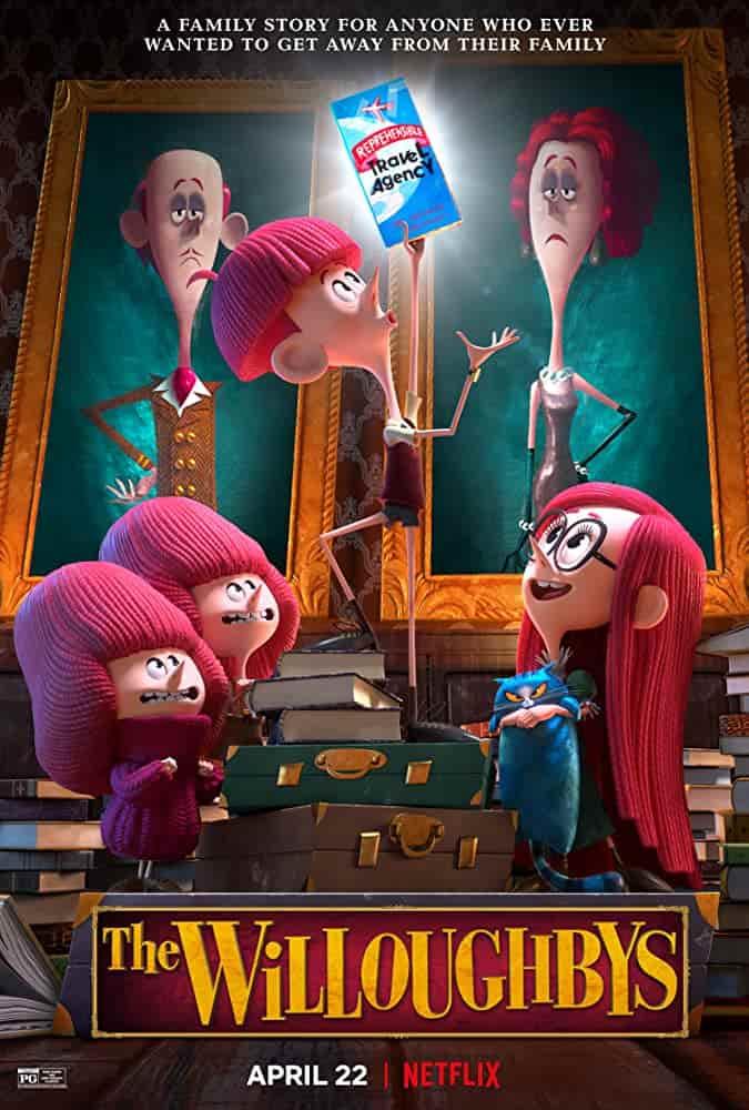 دانلود انیمیشن خانواده ویلوبی با دوبله فارسی