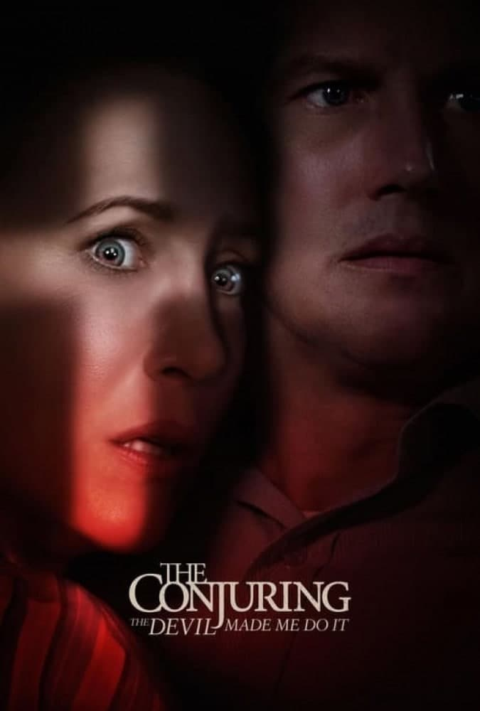 دانلود فیلم The Conjuring 3: The Devil Made Me Do It 2020