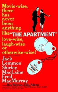 دانلود فیلم آپارتمان با دوبله فارسی The Apartment 1960
