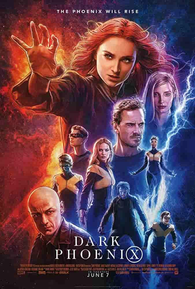 دانلود فیلم مردان ایکس Dark Phoenix