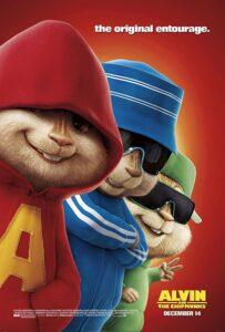 دانلود انیمیشن Alvin and the Chipmunks 2007 دوبله فارسی
