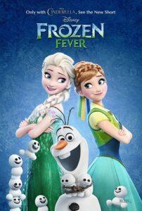 دانلود انیمیشن Frozen Fever 2015 با دوبله فارسی