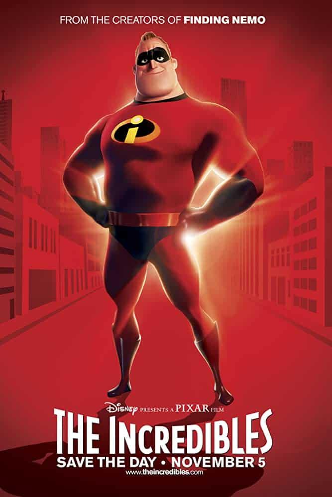 دانلود انیمیشن شگفت انگیزان 1 و 2 و 3 با دوبله فارسی Incredibles