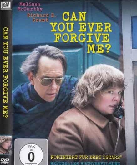 دانلود فیلم Can You Ever Forgive Me? 2018با دوبله فارسی