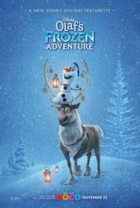 دانلود انیمیشن Olaf's Frozen Adventure 2017 با دوبله فارسی