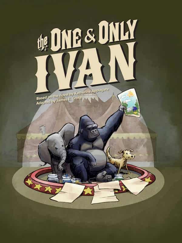 دانلود انیمیشن The One and Only Ivan 2020