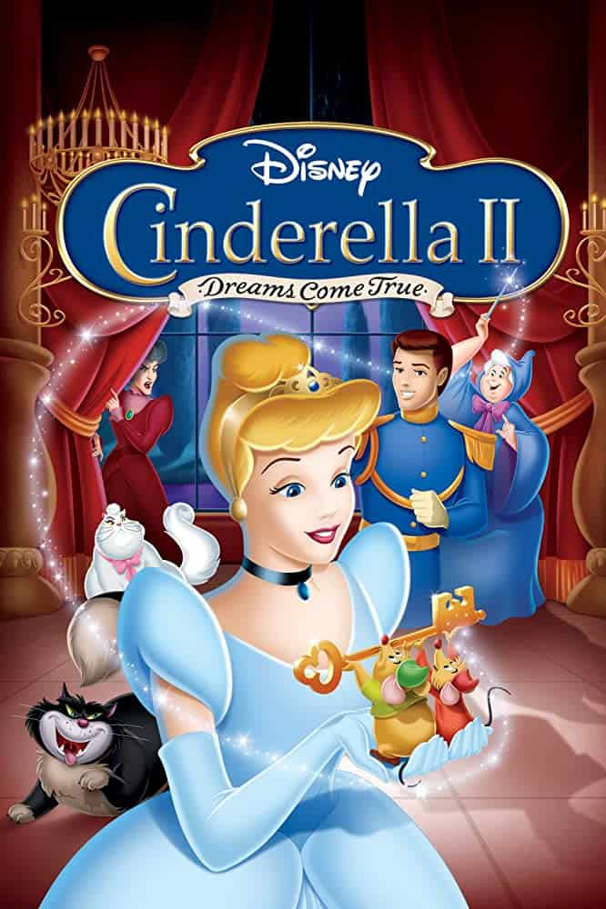 دانلود انیمیشن Cinderella 2: Dreams Come True
