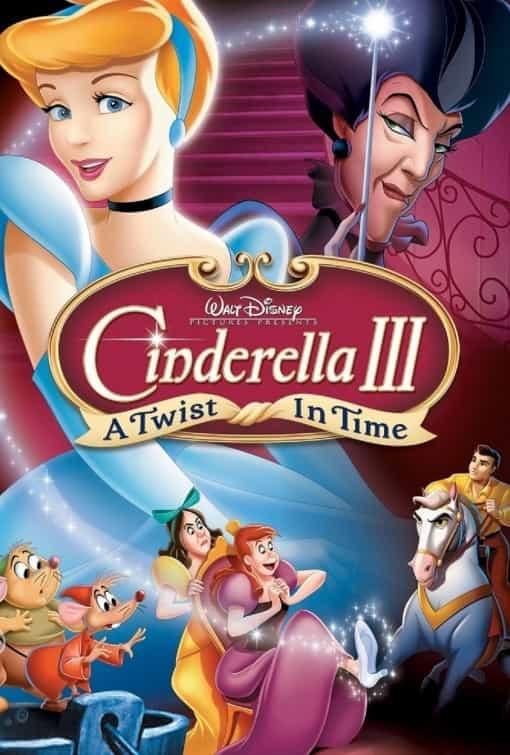 دانلود انیمیشن Cinderella 3: A Twist in Time
