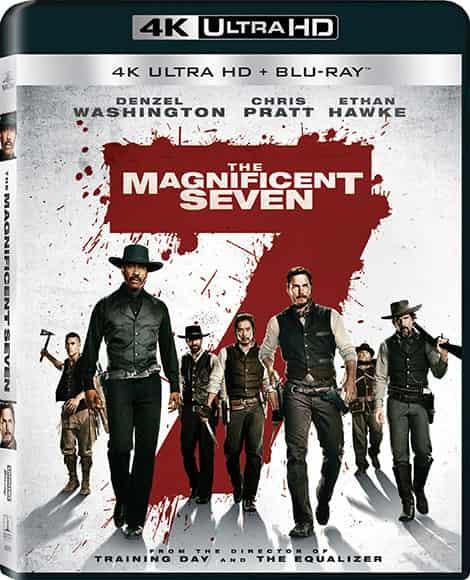 دانلود فیلم The Magnificent Seven 2016 با دوبله فارسی