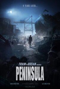 دانلود فیلم شبه جزیره Peninsula 2020
