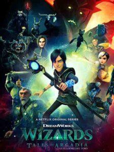 دانلود انیمیشن Wizards: Tales of Arcadia 2020