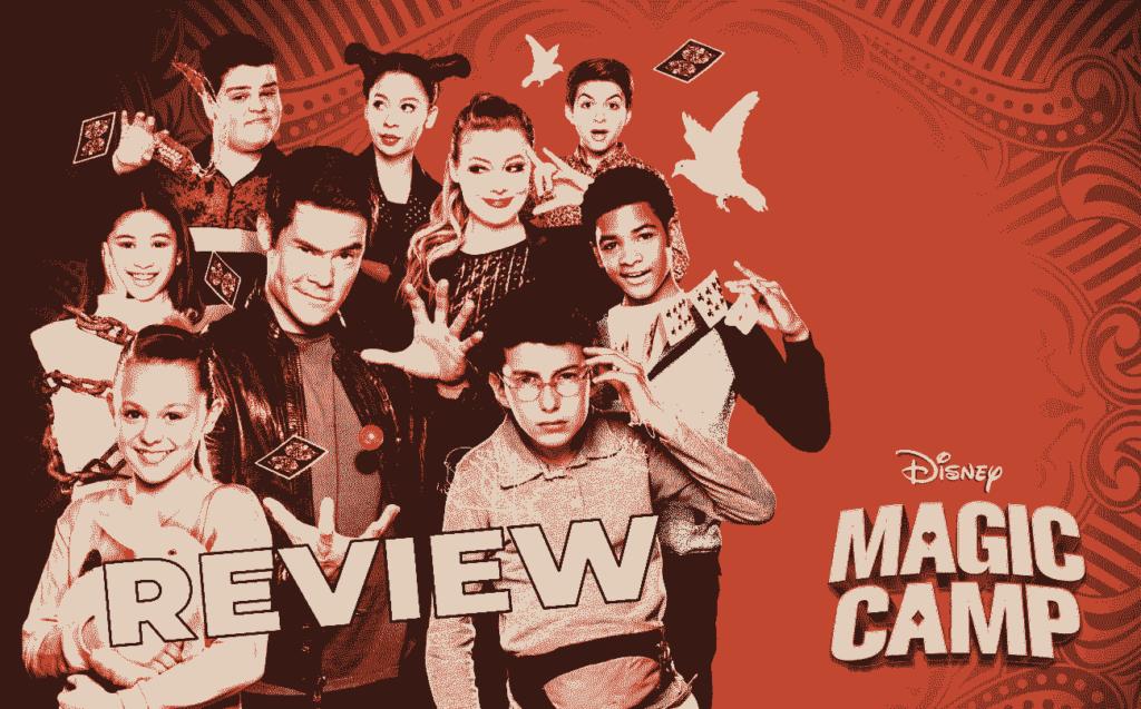 دانلود فیلم Magic Camp2020 با دوبله فارسی