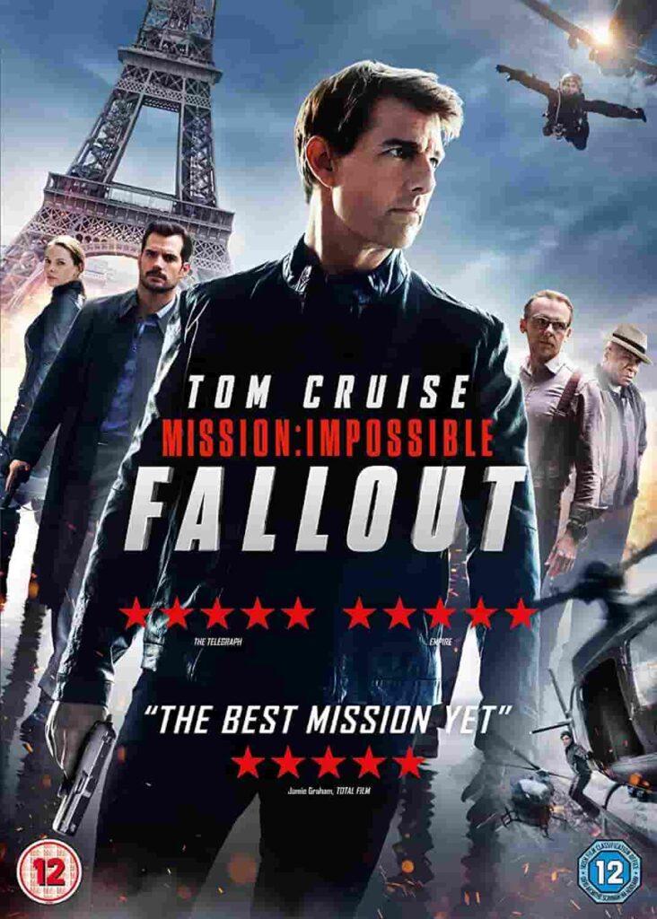 دانلود فیلم Mission: Impossible - Fallout 2018 با دوبله فارسی