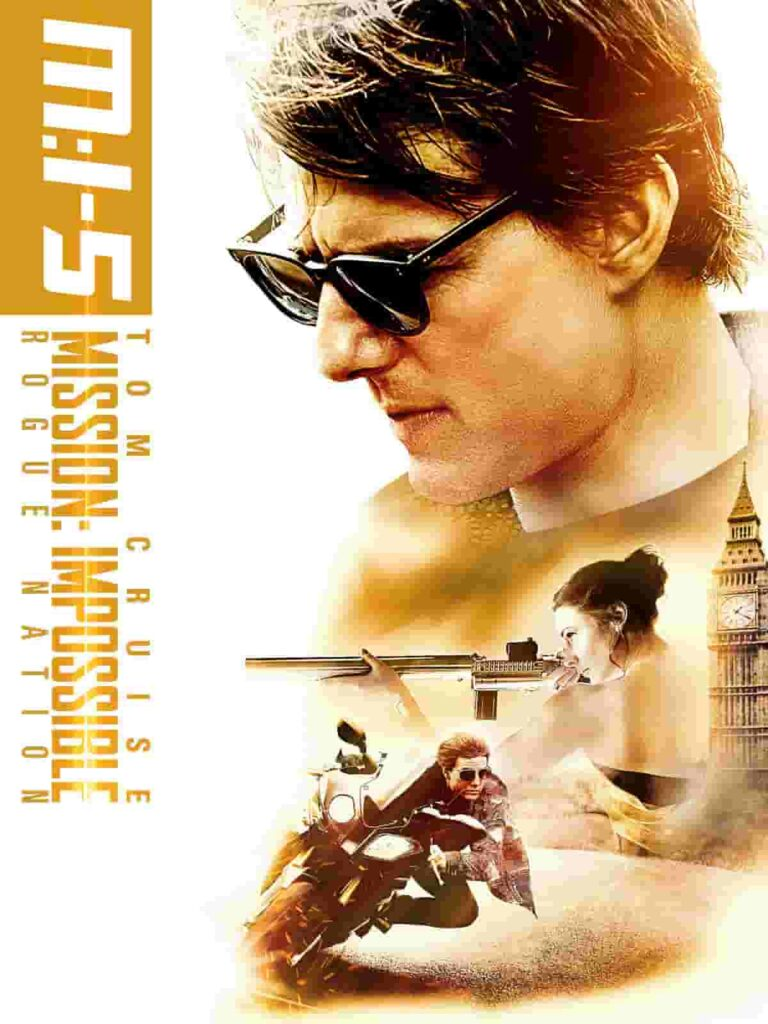 دانلود فیلم Mission: Impossible - Rogue Nation 2015 با دوبله فارسی