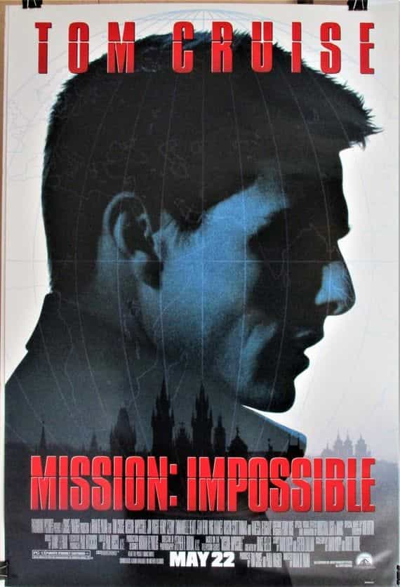 دانلود فیلم Mission: Impossible 1996 با دوبله فارسی