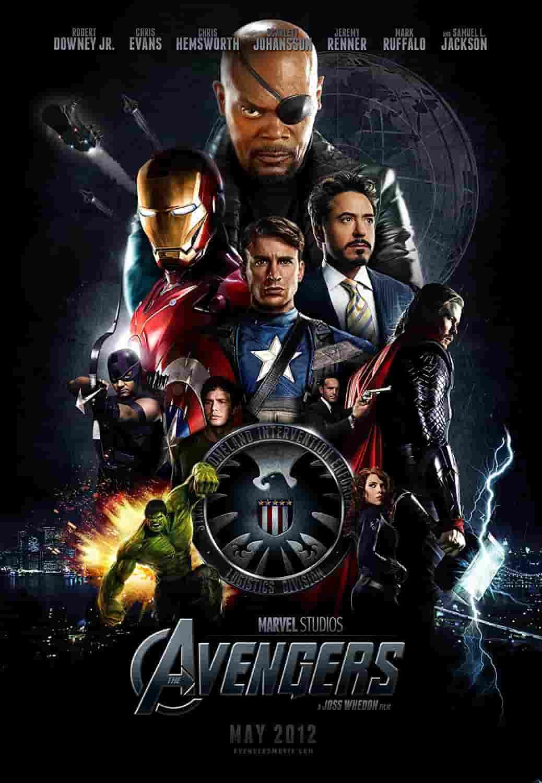 دانلود فیلم انتقام جویان 1 و 2 و 3 و 4 Avengers