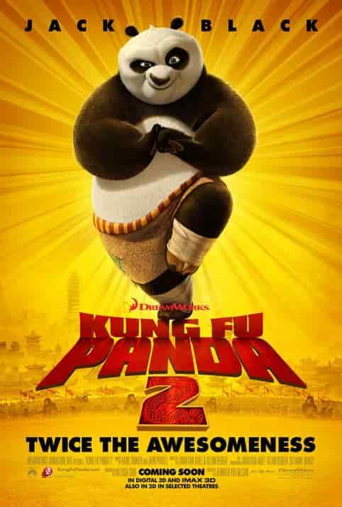 دانلود انیمیشن Kung Fu Panda 2 2011
