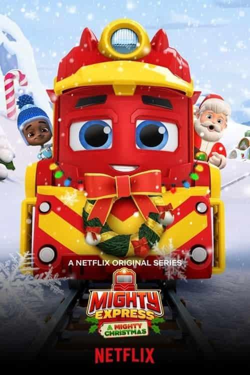 دانلود کارتون قطارهای تندرو کریسمس شگفت انگیز با دوبله فارسی