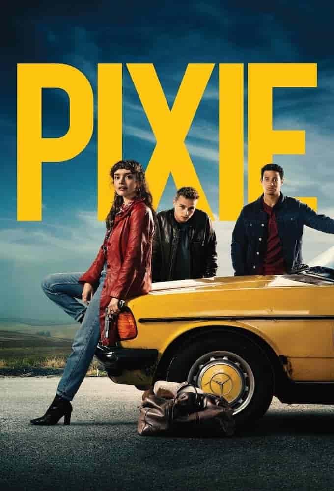 دانلود فیلم پیکسی Pixie 2020