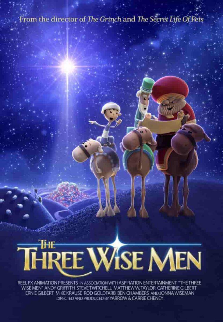 دانلود انیمیشن سه کیماگر The Three Wise Men