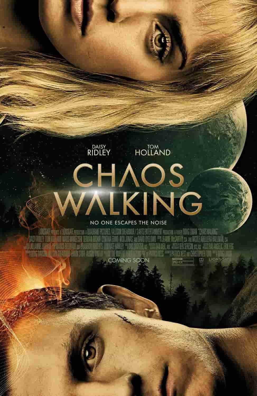 دانلود فیلم Chaos Walking 2021 آشوب مدام (دوبله فارسی)