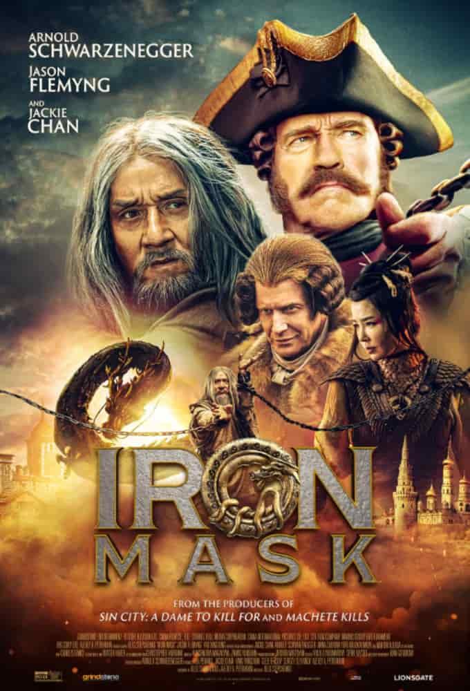 دانلود فیلم ماسک آهنی Iron Mask 2019