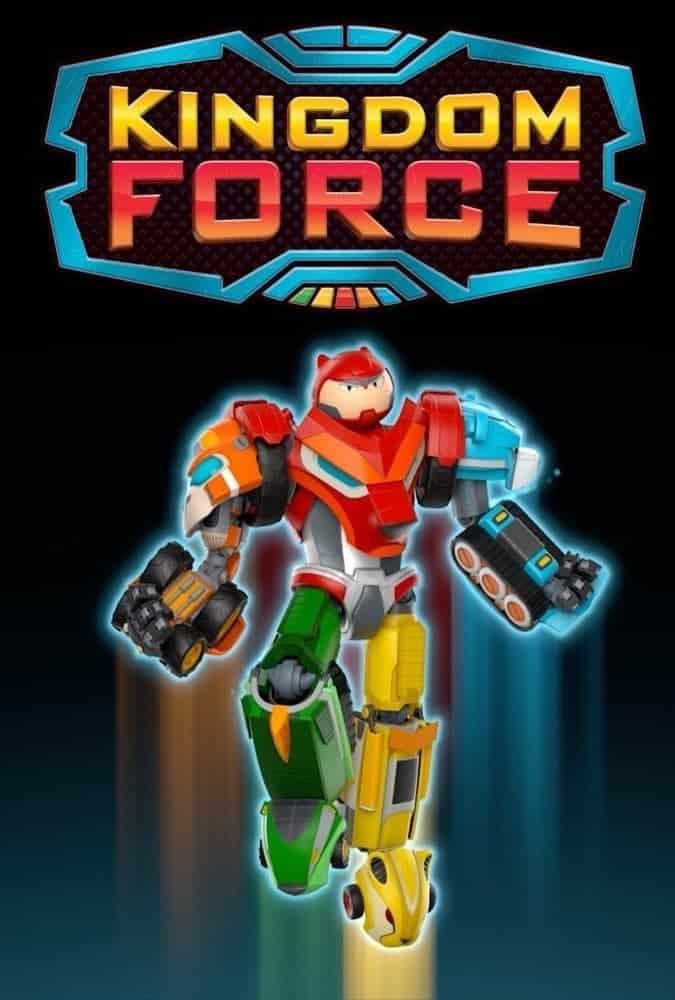 دانلود انیمیشن سریالی Kingdom Force 2019