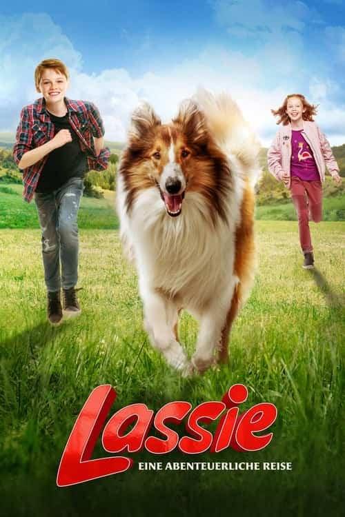 دانلود فیلم لسی بیا خونه دوبله فارسی Lassie Come Home 2020