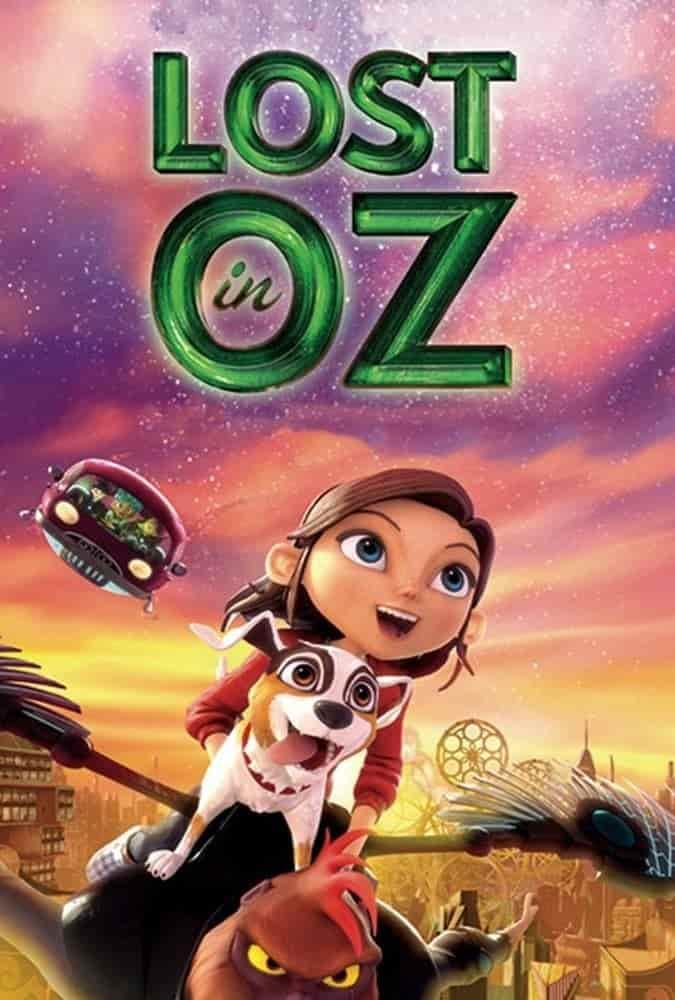دانلود انیمیشن گمشده در آز Lost in Oz 2015