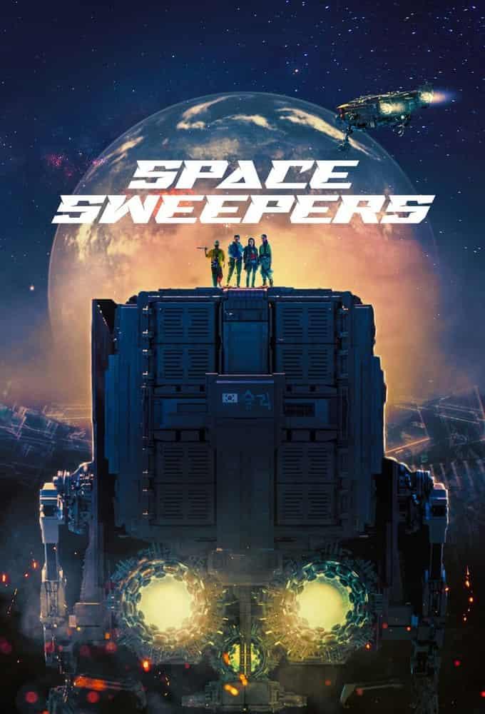 دانلود فیلم Space Sweepers 2021 رفتگران فضایی با دوبله فارسی