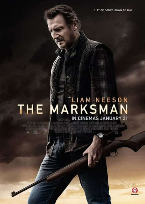دانلود فیلم The Marksman 2021 تیرانداز (نسخه اصلی کامل)