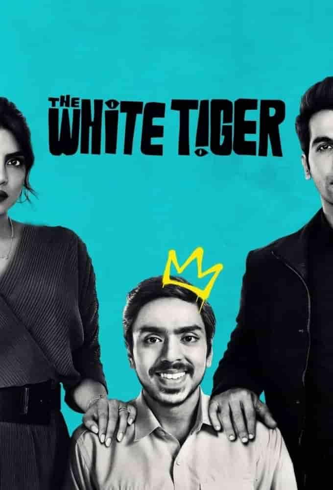 دانلود فیلم هندی ببر سفید با دوبله فارسی The White Tiger 2021