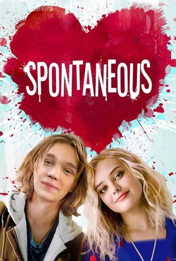 دانلود فیلم خودجوش Spontaneous 2020
