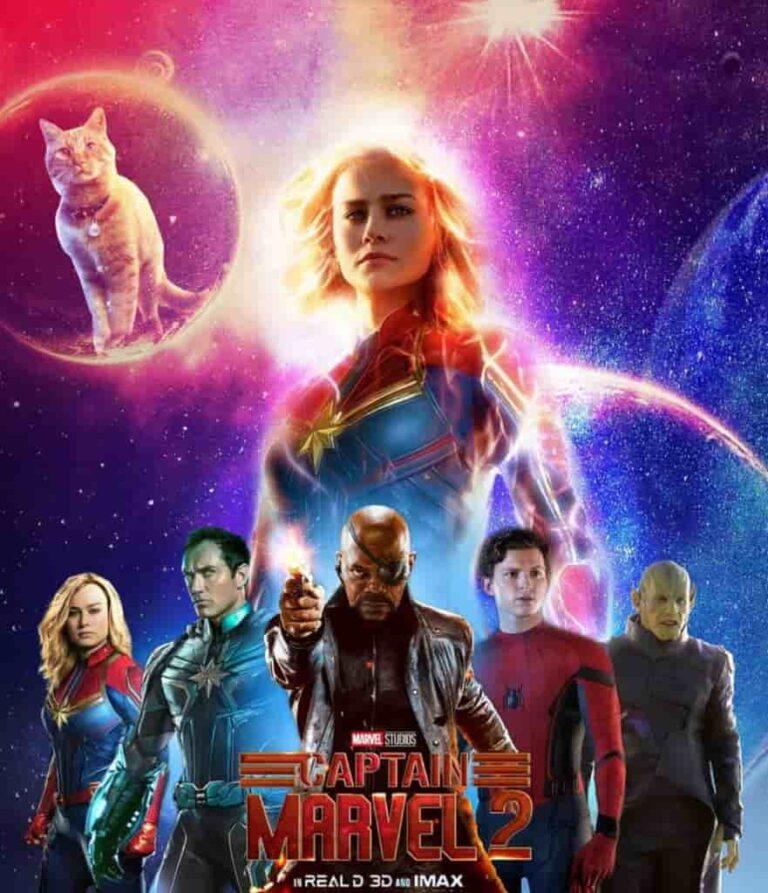 دانلود فیلم کاپیتان مارول 2 Captain Marvel 2 2022