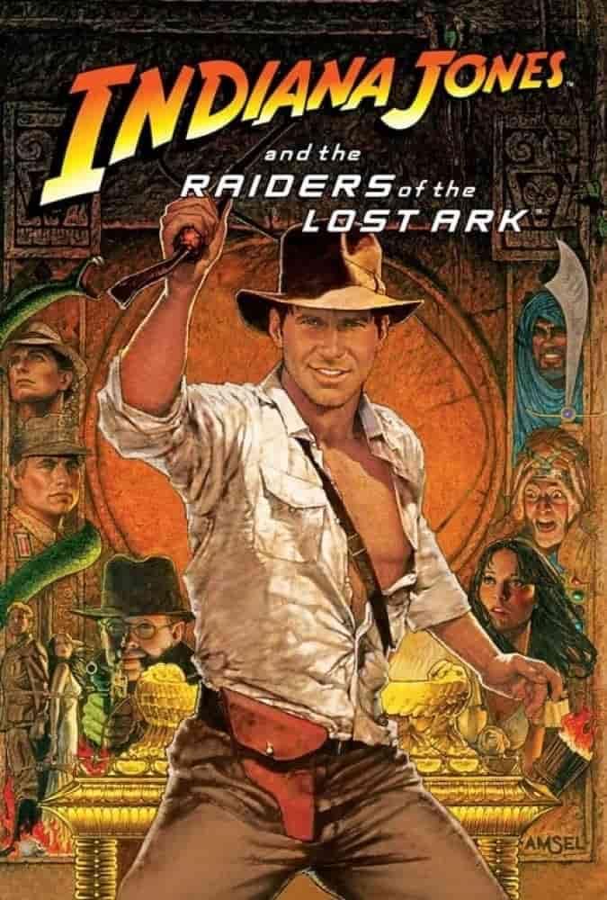 دانلود فیلم مهاجمان Raiders of the Lost Ark 1981