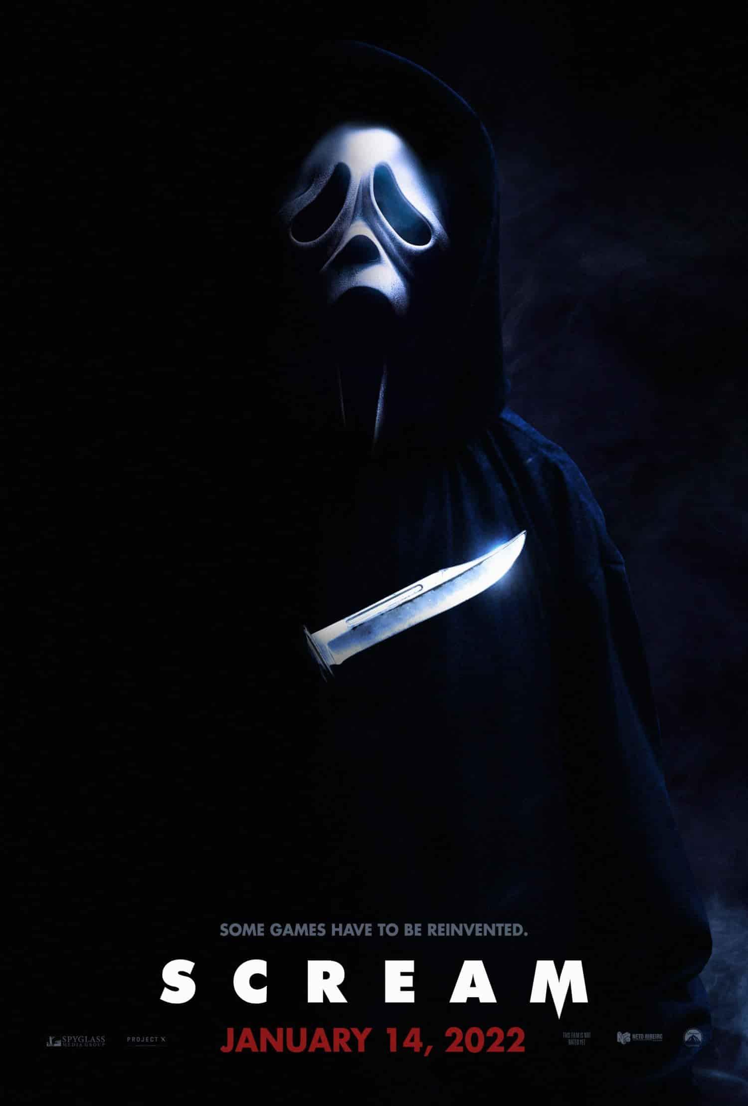 دانلود فیلم جیغ بزن Scream 2022