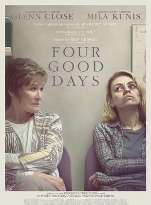 دانلود فیلم Four Good Days 2020